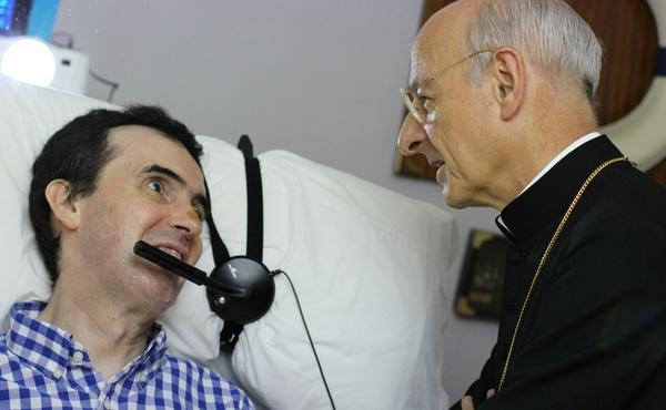 Opus Dei - El Prelado del Opus Dei anima desde Barcelona a vivir la alegría cristiana