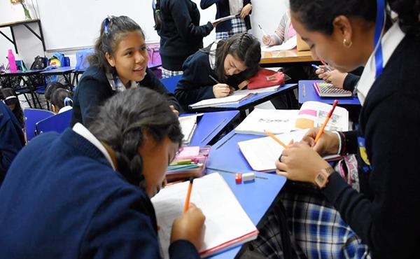 Montefalco: un colegio que crea comunidad