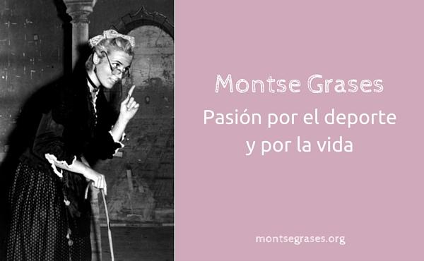 Opus Dei - La pasión de Montse Grases por el deporte y por la vida