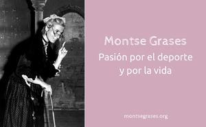 La pasión de Montse Grases por el deporte y por la vida