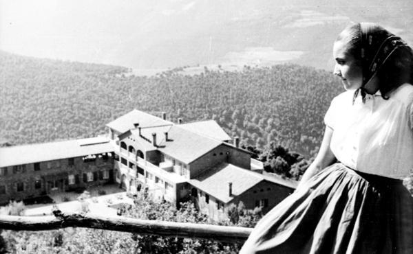 Opus Dei - Kort biografi över Montse