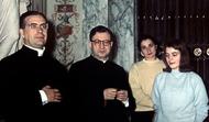 Montse Grases e san Josemaría