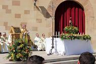 """Abad de Montserrat: """"El secreto de la vida del beato Álvaro fue la oración"""""""