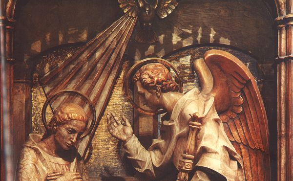 Opus Dei - 天主之母:天主的母亲及我们的母亲