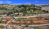 Getsêmani : oração e agonia de Jesus