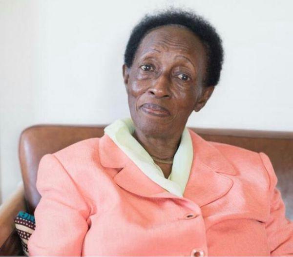 Mrs. Edith Katama