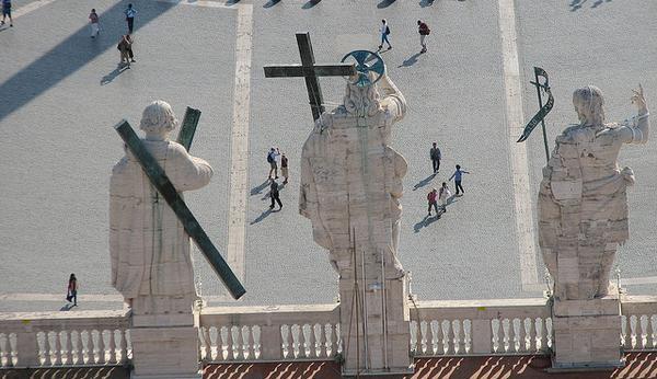 Opus Dei - Mesto v katoliški Cerkvi