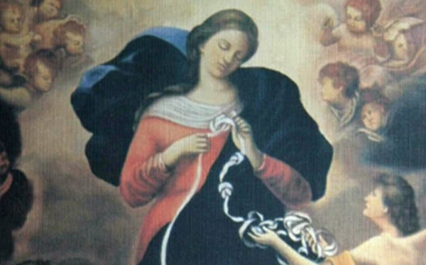 Opus Dei - Synowska miłość do Maryi