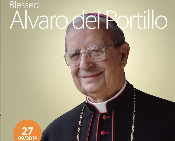 Opus Dei - Alvaro del Portillo Beatification Newsletter (2015)