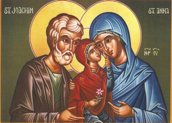 La nativité de la Sainte Vierge