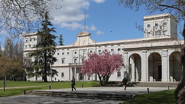 Up-close View of University of Navarra - Opus Dei