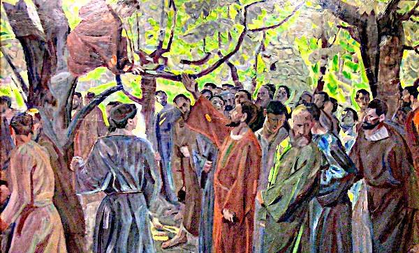 As in a Film: In the House of Zacchaeus