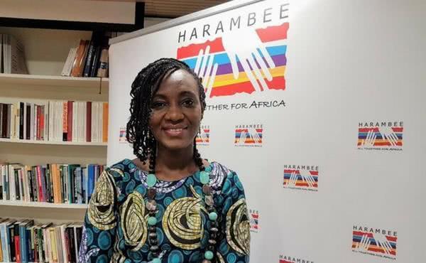 Opus Dei - Harambee-Valencia rinde homenaje a Ebele Okoye, premio a la Igualdad y Promoción