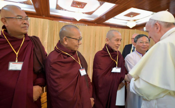 Opus Dei - Viaggio in Myanmar e Bangladesh