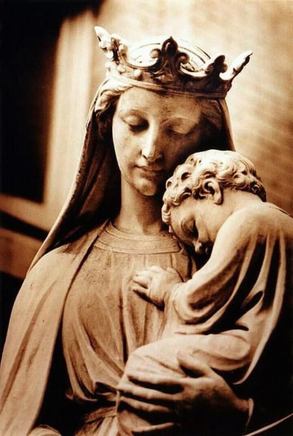 Opus Dei - Dez perguntas sobre a Virgem Maria