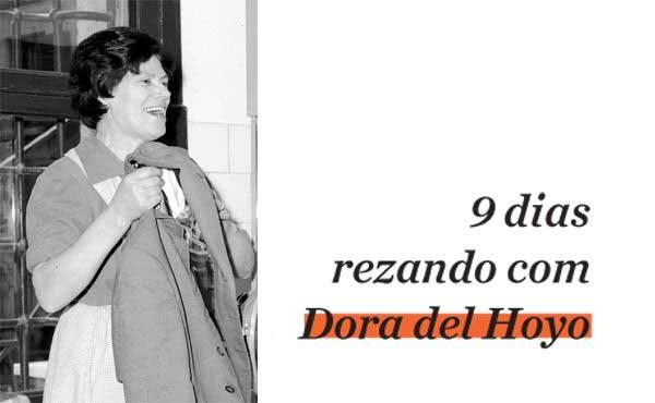 Uma novena a Dora del Hoyo
