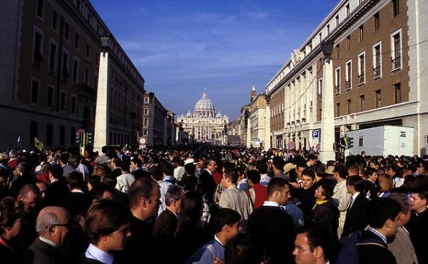 Opus Dei - 1982年11月28日,教会将主业团立为一个属人监督团