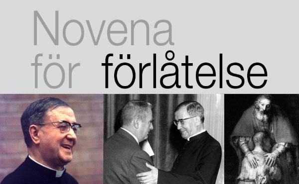 Novenan för förlåtelse