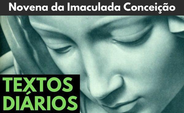 Opus Dei - Novena da Imaculada Conceição