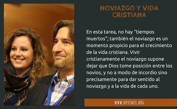 Noviazgo y vida cristiana