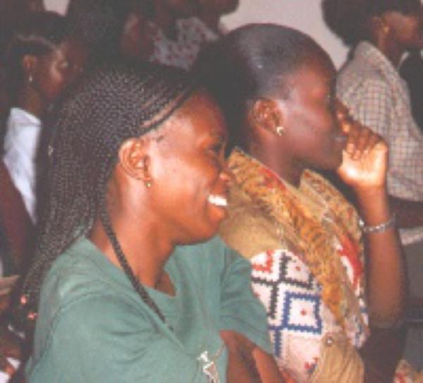 Cuatro citas en el Congo