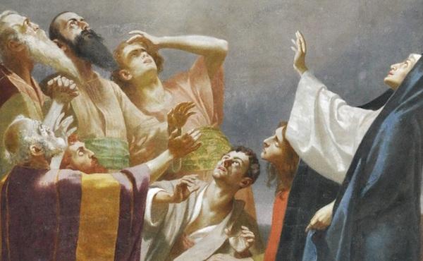 Opus Dei - L'Ascensione del Signore in cielo