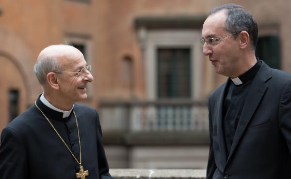 Opus Dei - Mgr. Fernando Ocáriz : « La vitalité dans l'Église dépend de l'ouverture complète à l'Évangile ».