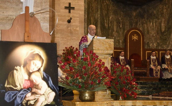 Opus Dei - Homélie des funérailles de Mgr Xavier Echevarria