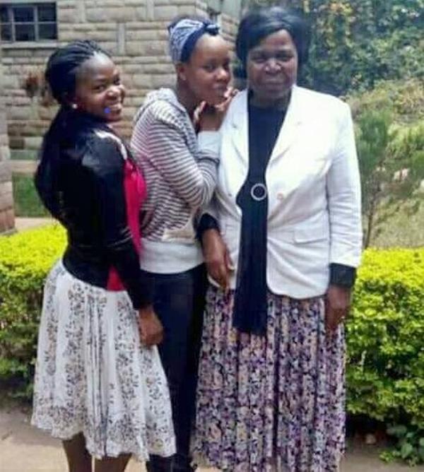 """""""Shosh"""" - the life of Mrs. Oda Namulanda"""