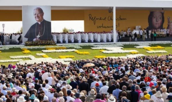 """Vysk. K. Kėvalas: """"Opus Dei – tikra Dievo dovana Lietuvos Bažnyčiai"""""""