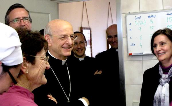 Opus Dei - Fadern har kommit till Sverige