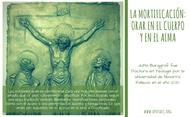 Orar en cuerpo y alma: la mortificación cristiana