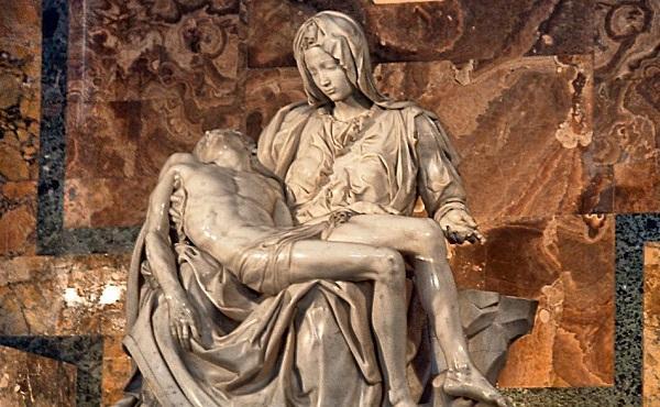 9月15日:痛苦圣母