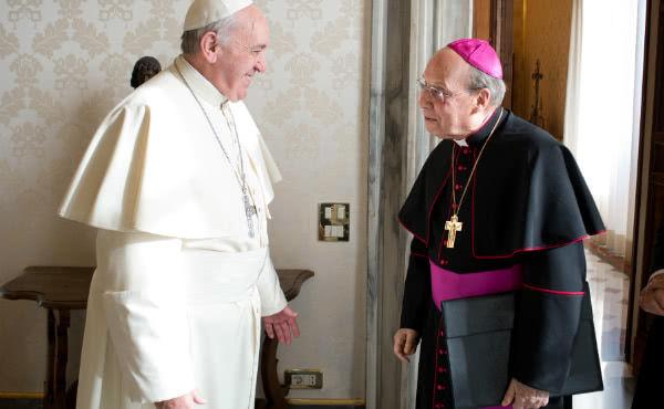 Opus Dei - Paavst Frantsiskuse kiri õnnis Álvaro del Portillo kohta