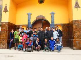 Una Aventura de solidaridad en Yauyos
