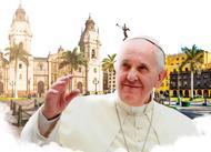 Condoray obsequia productos típicos de Cañete al Papa Francisco