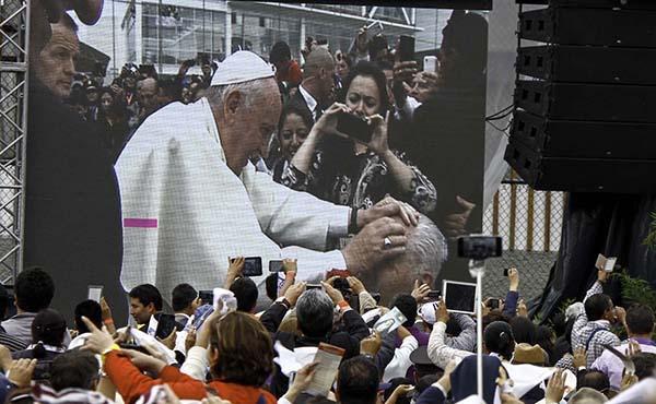 "Papa Francesc: ""Ens cal un cor nou"""
