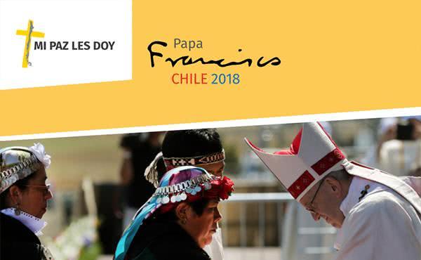 En la fiesta de San Josemaría, folleto conmemorativo de visita Papa Francisco