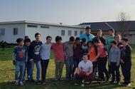 Bendición de la Casa Quizapu en La Pintana