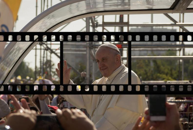 Opus Dei - Todos los archivos audiovisuales de la visita papal en Chile, para descargar
