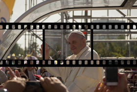 Todos los archivos audiovisuales de la visita papal en Chile, para descargar