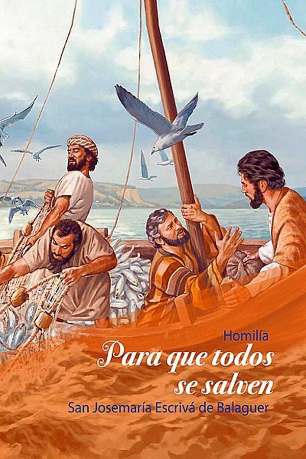 """Publican homilía """"Para que todos se salven"""""""