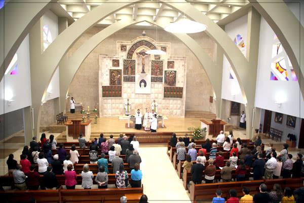 Opus Dei - Misa por Beato Álvaro en Lima