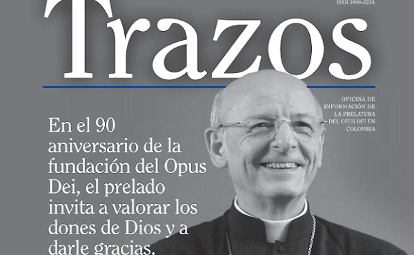 Opus Dei - Trazos número 40