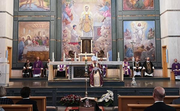Opus Dei - «Pablo Cabellos ha sido un sacerdote profundamente eclesial»