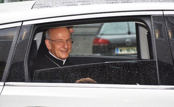 Opus Dei - A Prelátus látogatása Ausztriában – Ahol Isten, ott bízni lehet!