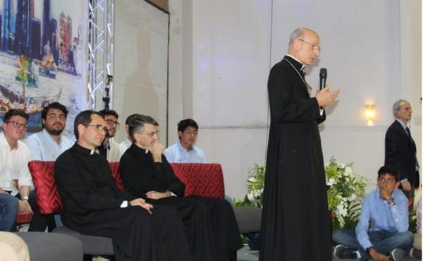 Návštevy preláta Opus Dei v Paname, Kostarike a Portoriku