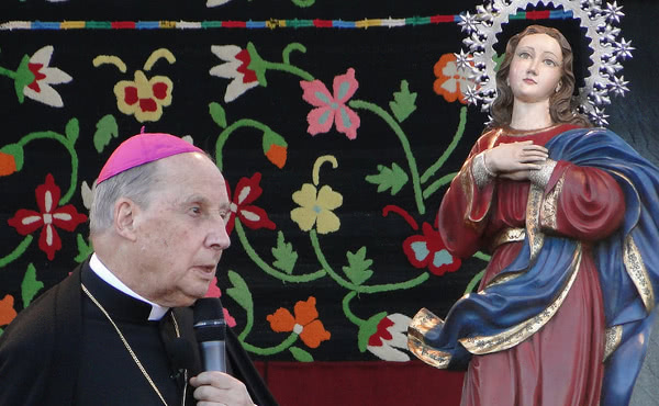Opus Dei - Dichtbij de Maagd Maria om God te danken