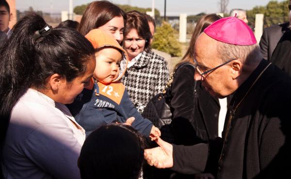 Opus Dei - Discurso del Prelado en la apertura del proceso de Dora del Hoyo