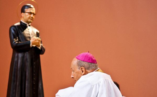 """""""Neem uw toevlucht tot de heilige Jozefmaria in al uw noden"""""""